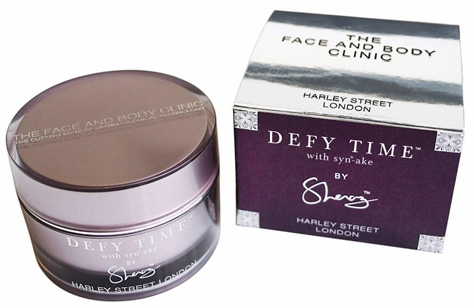 Defy Time - Anti Wrinkle Cream by Shenaz Shariff
